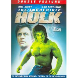 Incredible Hulk Returns, The / The Trial Of The Incredible Hulk (Double Feature) (DVD) Country