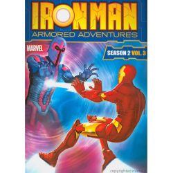 Iron Man: Armored Adventures - Season 2 Volume 3 (DVD 2012)