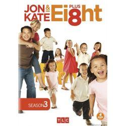 Jon & Kate Plus Eight: Season 3 (DVD 2008)