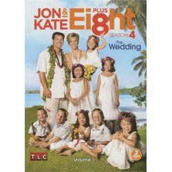 Jon & Kate Plus Eight: Season 4 - Volume 1 (DVD 2008)