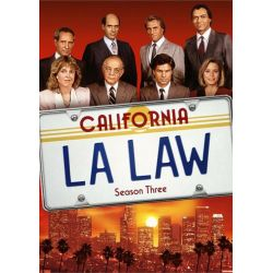 L.A. Law: Season Three (DVD) Historyczne