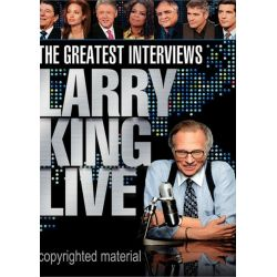 Larry King Live: Greatest Interviews Collection (DVD 2007) Pozostałe