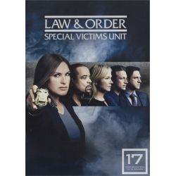 Law & Order: Special Victims Unit - The Seventeenth Year (DVD)