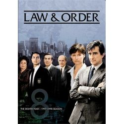 Law & Order: The Eighth Year (Repackage) (DVD)