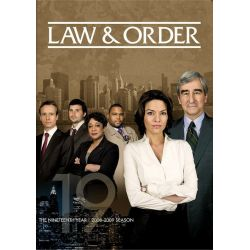 Law & Order: The Nineteenth Year (DVD)