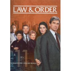 Law & Order: The Eleventh Year (DVD 2000)