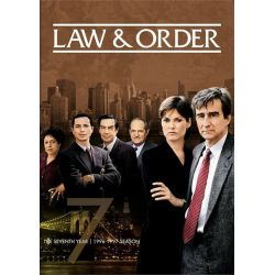 Law & Order: The Seventh Year (Repackage) (DVD)