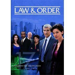 Law & Order: The Seventeenth Season (DVD)