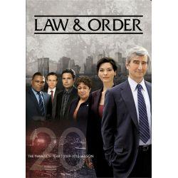 Law & Order: The Twentieth Year (DVD)