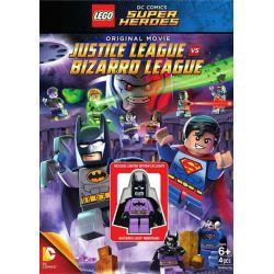 Lego: Justice League Vs. Bizarro League (DVD 2015)