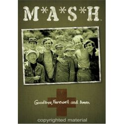 M*A*S*H (MASH): Goodbye, Farewell, And Amen (DVD 1983)