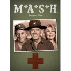 M*A*S*H (MASH): Season Five (Repackaged) (DVD 1976)