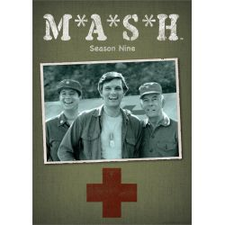 M*A*S*H (MASH): Season Nine (Repackaged) (DVD 1980)