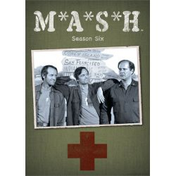 M*A*S*H (MASH): Season Six (Repackaged) (DVD 1977)
