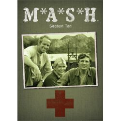 M*A*S*H (MASH): Season Ten (Repackaged) (DVD 1981)