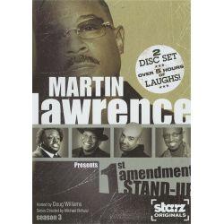 Martin Lawrence Presents 1st Amendment Stand Up: Season 3 (DVD 2008) Historyczne