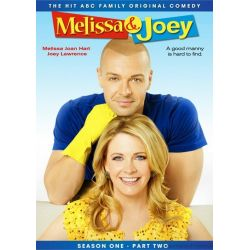 Melissa & Joey: Season One - Part Two (DVD 2011) Filmy