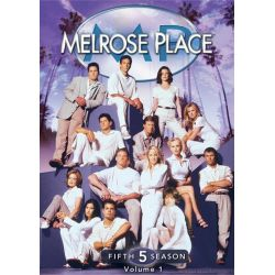 Melrose Place: The Fifth Season - Volume 1 (DVD 1996) Filmy