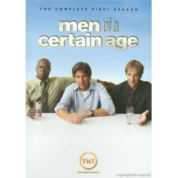 Men Of A Certain Age: The Complete First Season (DVD 2009) Filmy