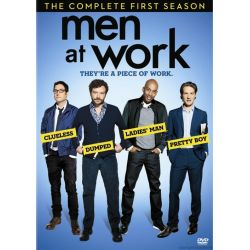 Men At Work: The Complete First Season (DVD 2012) Filmy