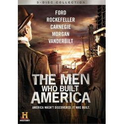 Men Who Built America, The (DVD 2012) Filmy