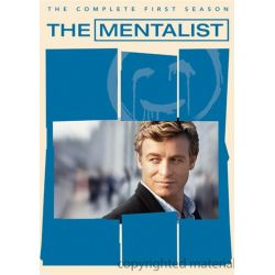 Mentalist, The: The Complete First Season (DVD 2008) Filmy