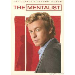 Mentalist, The: The Complete Second Season (DVD 2009) Filmy
