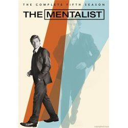 Mentalist, The: The Complete Fifth Season (DVD 2012) Filmy