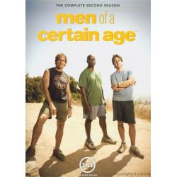 Men Of A Certain Age: The Complete Second Season (DVD 2010) Filmy