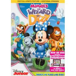 Mickey Mouse Clubhouse: The Wizard Of Dizz (DVD)