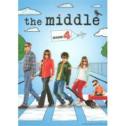 Middle, The: The Complete Fourth Season (DVD 2012)