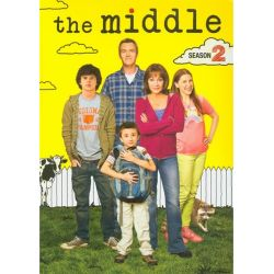 Middle, The: The Complete Second Season (DVD 2010)