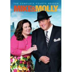 Mike & Molly: The Complete Fourth Season (DVD 2013) Historyczne
