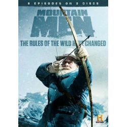 Mountain Men: Season Four - Volume One (DVD)