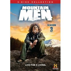Mountain Men: Season Three (DVD)