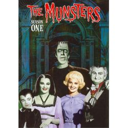 Munsters, The: The Complete First Season (Repackage) (DVD 1964) Historyczne