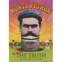 Monty Python: Almost The Truth - The Lawyer's Cut (DVD 2009)