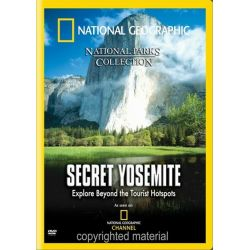 National Geographic: National Parks Collection - Secret Yosemite (DVD)