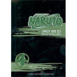 Naruto: Volume 4 - Special Edition Box Set (DVD)