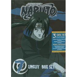 Naruto: Volume 7 - Box Set (DVD 2002)