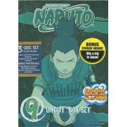 Naruto: Volume 9 - Special Edition Box Set (DVD)
