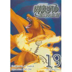Naruto Shippuden: Volume 19 (DVD 2002)