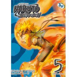 Naruto Shippuden: Volume 5 - Box Set (DVD 2002)