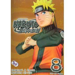 Naruto Shippuden: Volume 8 (DVD 2010)