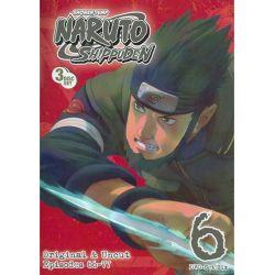 Naruto Shippuden: Volume 6 - Box Set (DVD 2009)