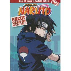 Naruto: Season 1 - Volume 2 (Uncut) (DVD)