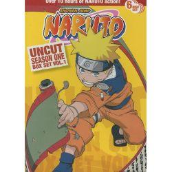 Naruto: Season 1 - Volume 1 (Uncut) (DVD)
