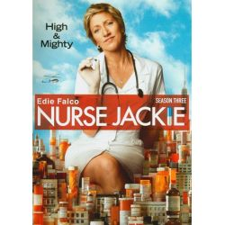 Nurse Jackie: Season Three (DVD 2011)