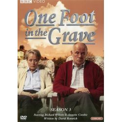 One Foot In The Grave: Season 3 (DVD 1992)