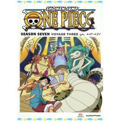 One Piece: Season Seven - Voyage Three (DVD 2006)